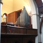 The George and Laura Pierce Memorial Organ built by Daniel Lemieux & Associates