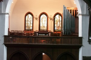George and Laura Pierce Memorial Organ